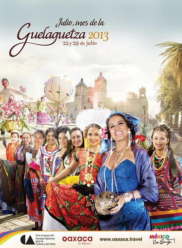 Guelaguetza 2013