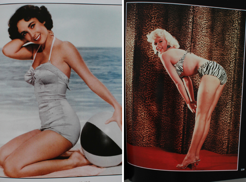 Classic Hollywood Pin-ups