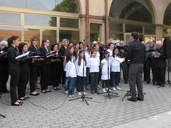 Festival'13-Coro San benedetto e Allegre Note