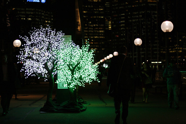 Vivid Sydney 2013 (Our Darling Harbour Experience)