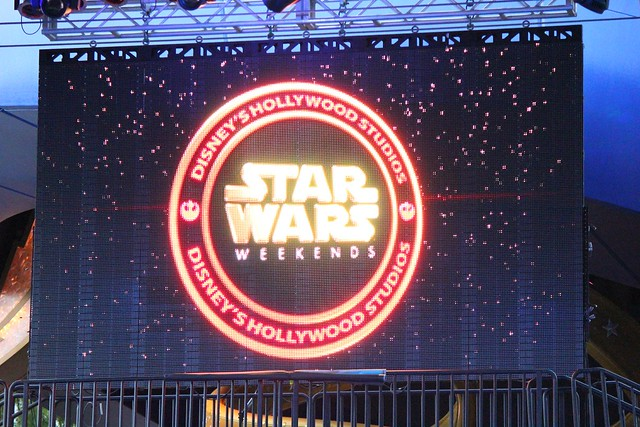 Star Wars Weekends 2013 at Walt Disney World