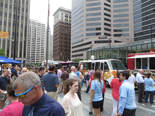 Food Truckin' for Josh Cares