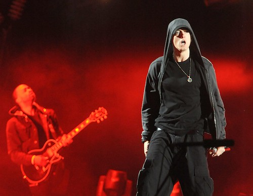 "New Music: Eminem ""Symphony in H"""