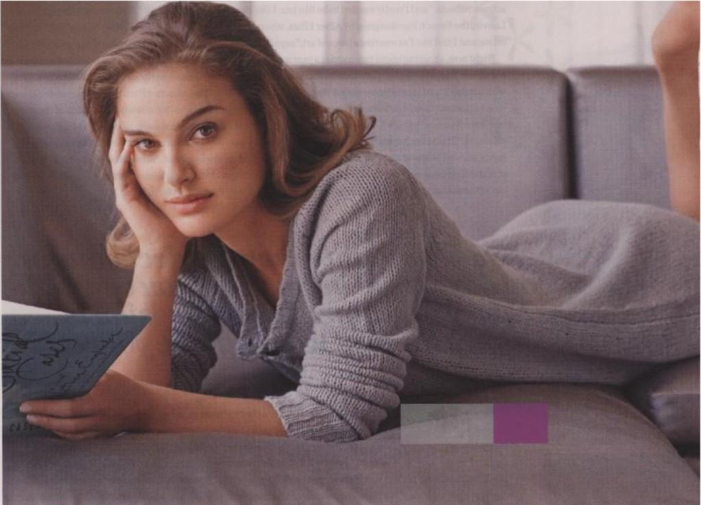 Natalie Portman Rod