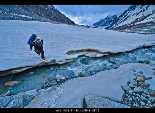 Alpine Fit - Is Alpine Hit ! , Kinner Kailash Parikrama, Kinnaur, Himachal Pradesh