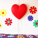 Thumbnail image for Flower Power DIY Wall Decals
