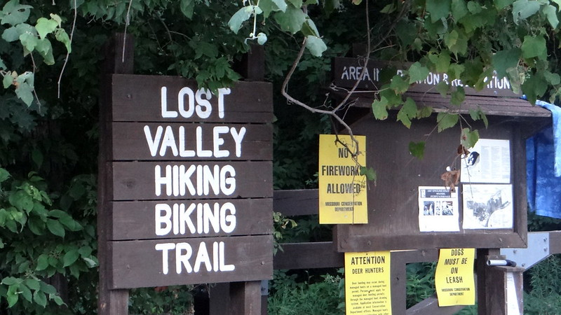 DSC03627 lost valley sign  lost valley 200713