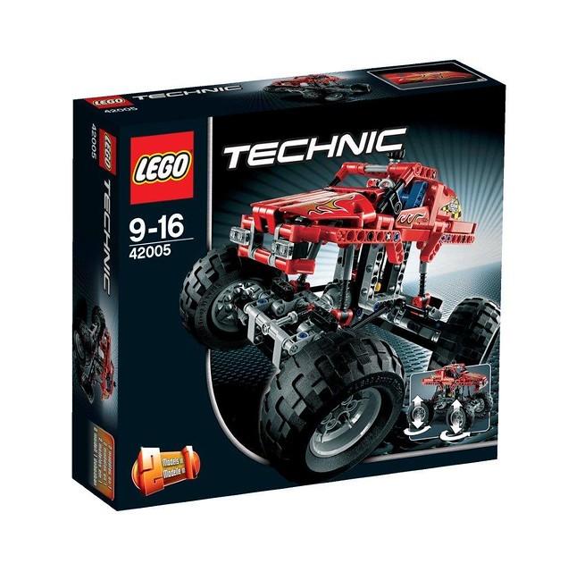 LEGO Technic 42005 - Monstertruck
