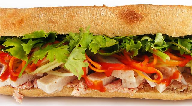 Banh Mi - Vietnamees belegd broodje