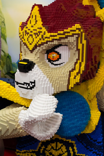 Laval Lego from Legends Of Chima