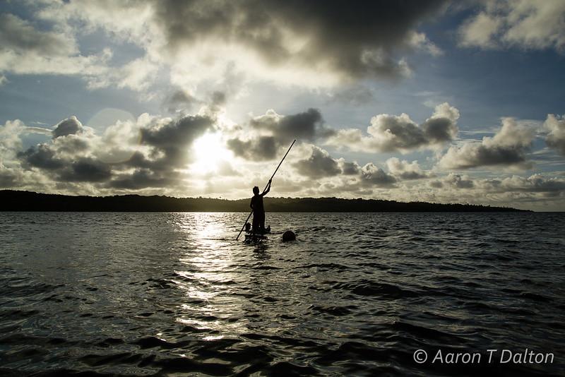 Rafting Back