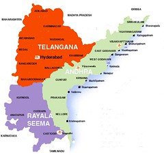 BIFURCATION OF ANDHRA PRADESH