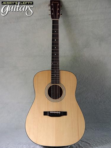 Eastman E10D left handed guitar
