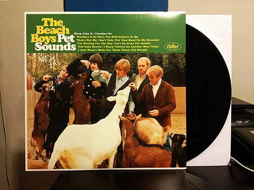 The Beach Boys - Pet Sounds LP by Tim PopKid