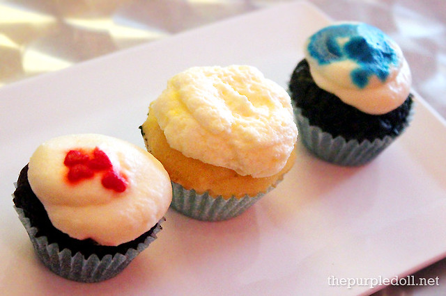 Red, White & Blue Cuppies (P70)