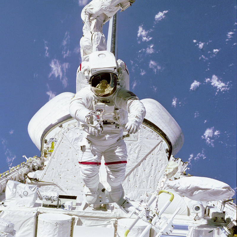 Astronauta canadiense