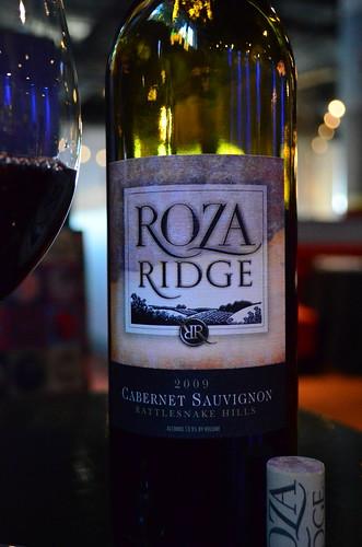 Roza Ridge Cab
