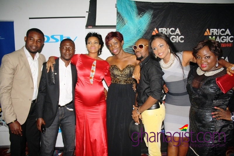 Premiere of Shirley Frimpong Manso's new comedy series  'Tenant'