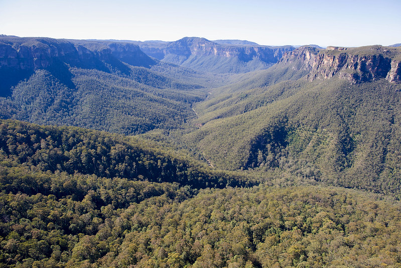 Evans Lookout Blue Mountains NSW
