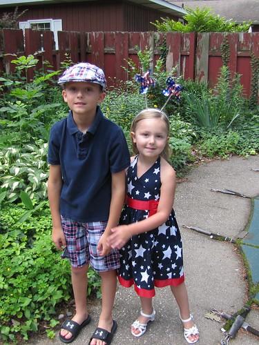 Jen K kids July