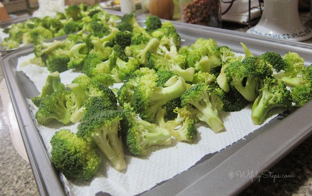Broccoli Snack 3