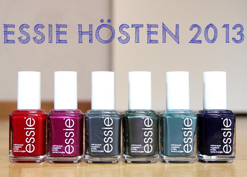 Essie hösten 2013