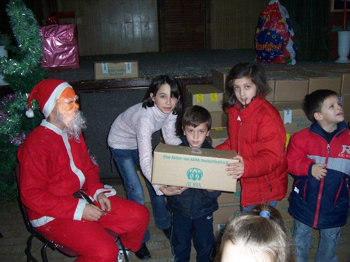 Deca pomažu deci 2006/2007