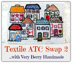 We took part in this ATC swap!