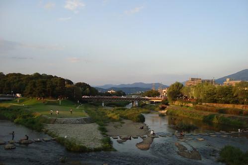 2013/09 鴨川デルタ #01