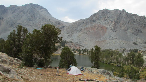 Virginia Lakes to Summit Pass