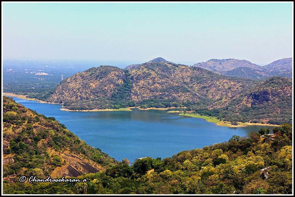 3426 - Aliyar dam view