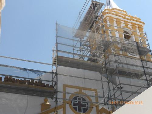 Huelva - El Almendro - Iglesia de Nuestra Señora de Guadalupe 37 30' 26.01 -7 16' 12.82