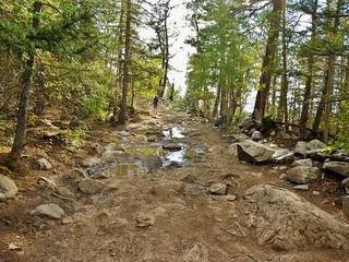 Lake Como Road - 1 hr 40 min of Hiking