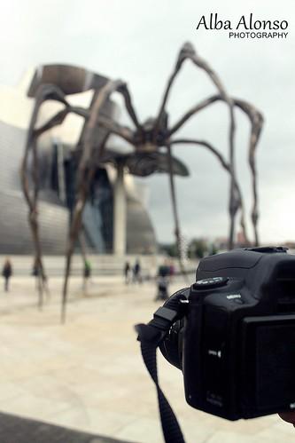 Hay sitios en los que absolutamente TODO lo hacen a lo grande; Bilbao.