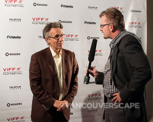VIFF Festival Director Alan Franey