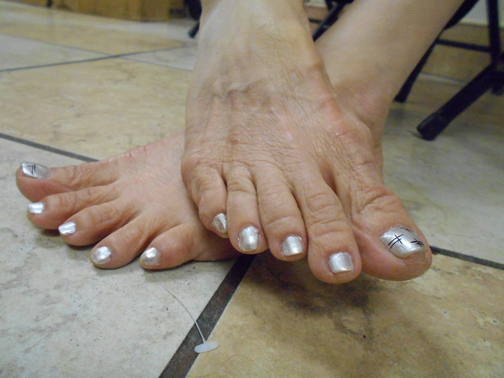 Mature feet on flickr