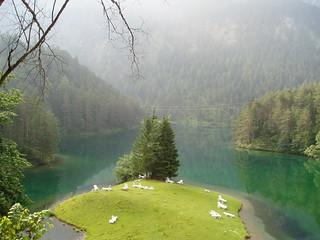 Lago Cauma. Suiza