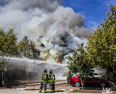 "House Fire 94th St ""BOX 3"" Ocean City, MD"