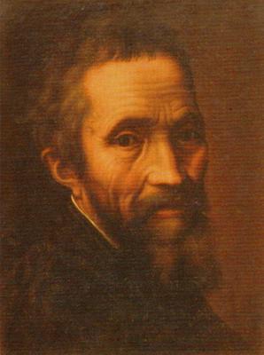ミケランジェロの肖像
