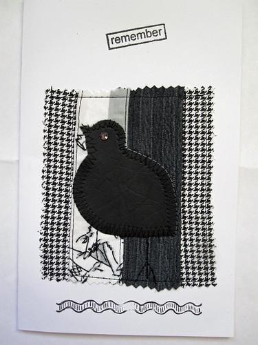 ic1320 ironcraft black- bird card