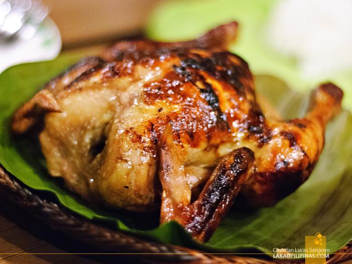 Lechon Manok at Tita Fannies Liempo and Chicken House