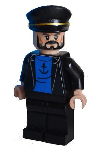 kaptajn haddock cap