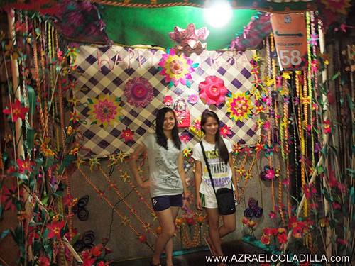 Part 1 - Bulihan Festival 2014 at night in Sampaloc, Quezon