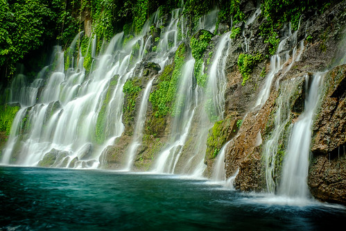 longexposure waterfall jungle elsalvador juayua