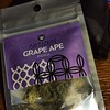 Supporting local businesses by trying this Cannabis Indica. #olywa #olympiastoners #grapeape @artizencannabis @livelcd