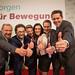 12./13. Mai: Gruppenfotos vom 37. ao. Bundesparteitag