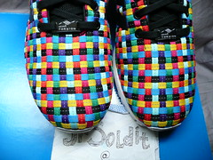 "adidas ZX FLUX ""multicolor weave"" SIZE 9 Limited Edition (S82749) Europe"