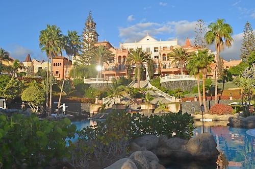 Garden, Hotel Gran Bahia Del Duque, Costa Adeje