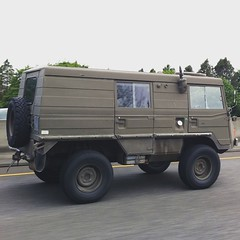 Unknown bug out vehicle #Recreation #Oregon #Survival #SurvivalBros #Lark Name this rig