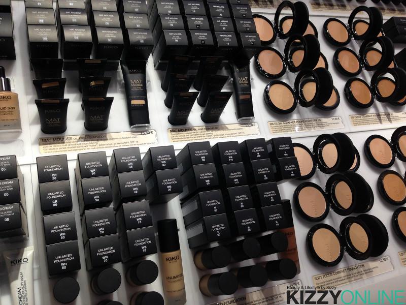 Kiko Milano Cosmetics Makeup Rotterdam Nederland